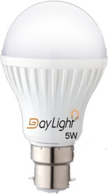 Technology 5 W LED 5W Bulb (Cool White)