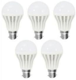 7W-White-LED-Bulb-(Pack-of-5)