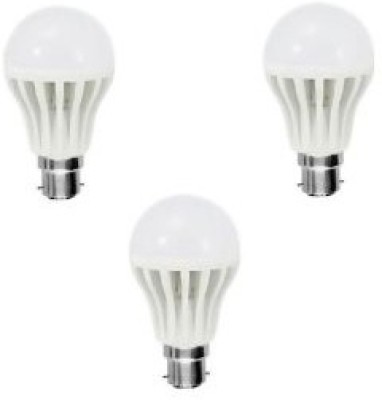 Ave-12W-White-LED-Bulbs-(Pack-Of-3)