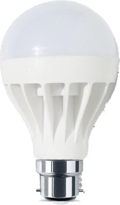5 W B22 White LED Economy Bulb (Plastic)