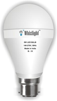 IC Based Energy Saving 5 W White LED IBulb