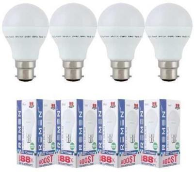 9W-B22-LED-Bulb-(White,-Set-of-4)