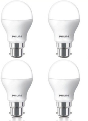 7 W LED Bulb B22 White (pack of 4)
