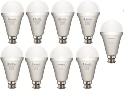 -5W-White-Eco-Led-Bulbs-(Pack-Of-9)-