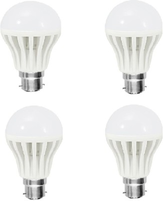 Original 11 W LED Bulb B22 White (pack of 4)