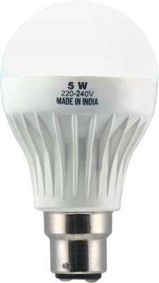 5W B22 White Led Light