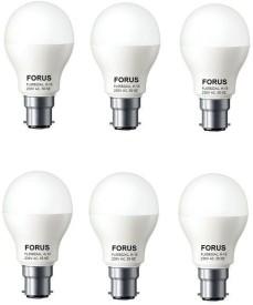 5-W-FL05B22AL-LED-Bulb-B22-Cool-White-(pack-of-6)