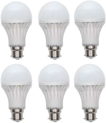 Ace-7-W-LED-Bulb-(White,-Pack-of-6)