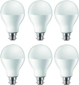 9-W-B22-LED-Bulb-(White,-Pack-of-6)-