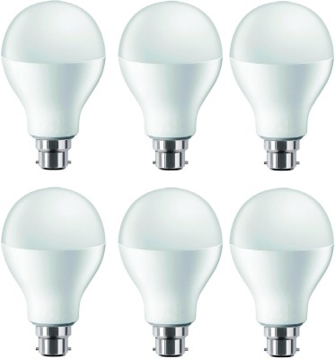 Whizlight-9-W-B22-LED-Bulb-(White,-Pack-of-6)
