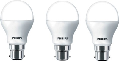 14 W 01 LED Bulb B22 White (pack of 3)