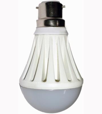5W B22/E27 LED Bulb (White)