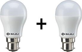 7W LED Bulb (Cool Day Light, Pack of 2)