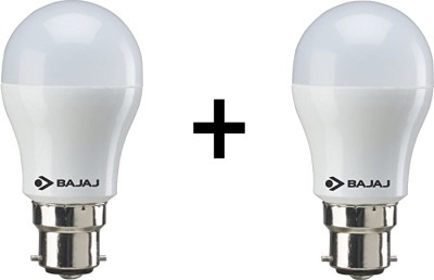 7W LED Bulb (Cool Day Light, Pack of 2)