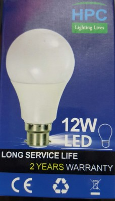 12W-LED-Bulb-(White)