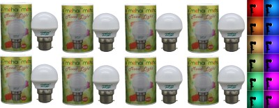 Premium-0.5W-Night-Lamp-LED-Light-(Multicolor,-Pack-of-8)