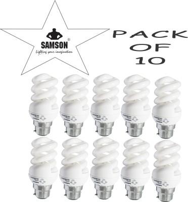 Samson 12 W CFL Spiral Clear Bulb Image