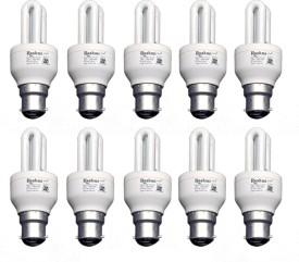 Rashmi 9 W CFL 2U Lamp B22 Cap Bulb