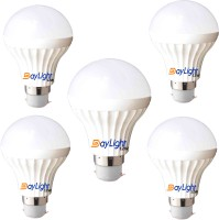 Daylight Technology 12W 12 W LED Bulb (Pack Of 5)