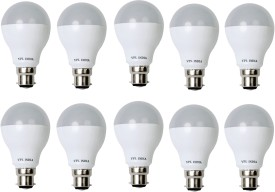 3W Warm White LED Bulb (Pack of 10)