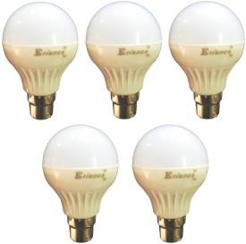 5W-B22-LED-Bulb-(White)-[Pack-of-5]
