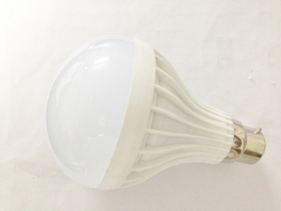 12 W LED Energy Efficient Bulb B22 Cool White