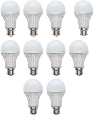 Gold-5-W-LED-Bulb-(White,-Pack-of-10)