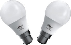 5W 450 lumens White LED Bulb (Pack Of 2)