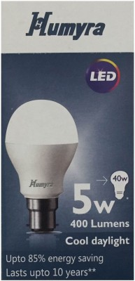 5W LED Bulb (Cool Day Light)