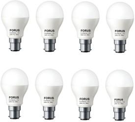 FL07B22AL 7W LED Bulbs (Set of 8)