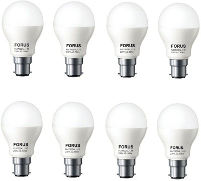 FL07B22AL 7W LED Bulbs (Set of 8)