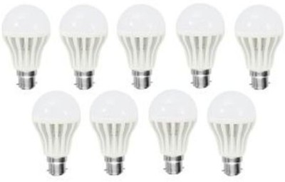 5W-B22-LED-Bulb-(White,-Set-of-9)