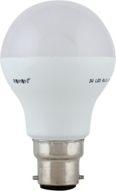 REMEN 3W B22 LED Bulb (White)
