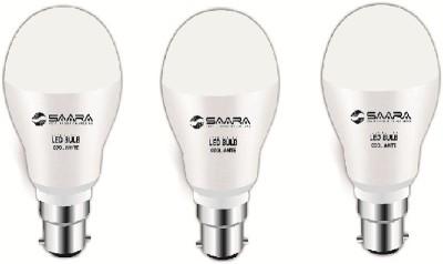 5 W 11003 LED JAYO Spiral Bulb B22 Cool White (pack of 3)