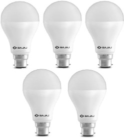 15 W 830068-5P LED Bulb B22 White (pack of 5)