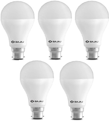 15 W 830068-5P LED Bulb B22 White (pack of 5)