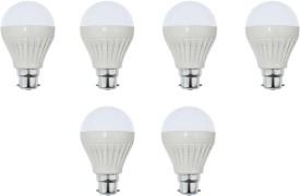12W-White-LED-Bulb-(Pack-of-6)
