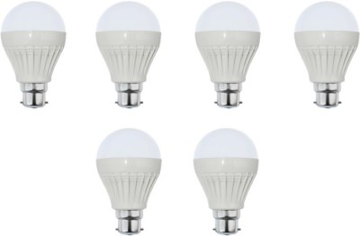 Top-Lite-12W-White-LED-Bulb-(Pack-of-6)