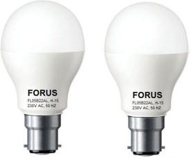 FL5B22AL 5W LED Bulbs (Set of 2)