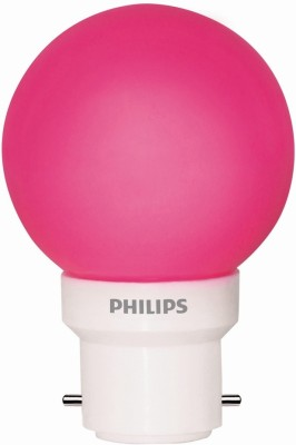 0.5W-LED-Bulb-(Pink,-Pack-of-5)-