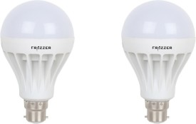 3W & 7W White LED Bulbs
