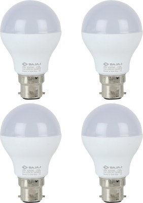 5 Watt LED Bulb (Pack of 4)