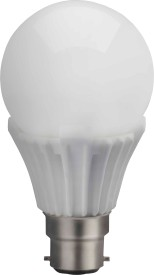 Syska 10 W B22 QA0907 LED Bulb (White, Glass)