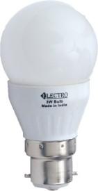 Appliances 3W White LED Bulb