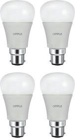 5W LED Bulb (White, Pack of 4)