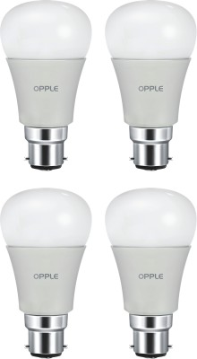 5W LED Bulb (White, Pack of 4)