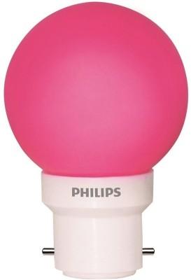 0.5 W LED Joy Vision Deco Mini Bulb B22 Pink