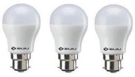 3 W LED 830046 Bulb B22 White (pack of 3)