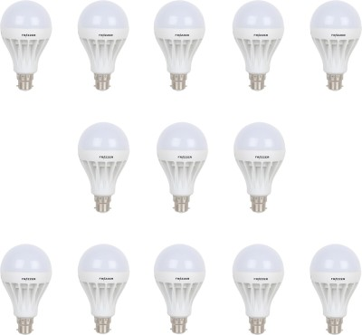 FRAZZER-15W-Warm-White-LED-Bulb-(Pack-of-13)