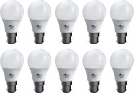 5W 450 lumens White LED Bulb (Pack Of 10)